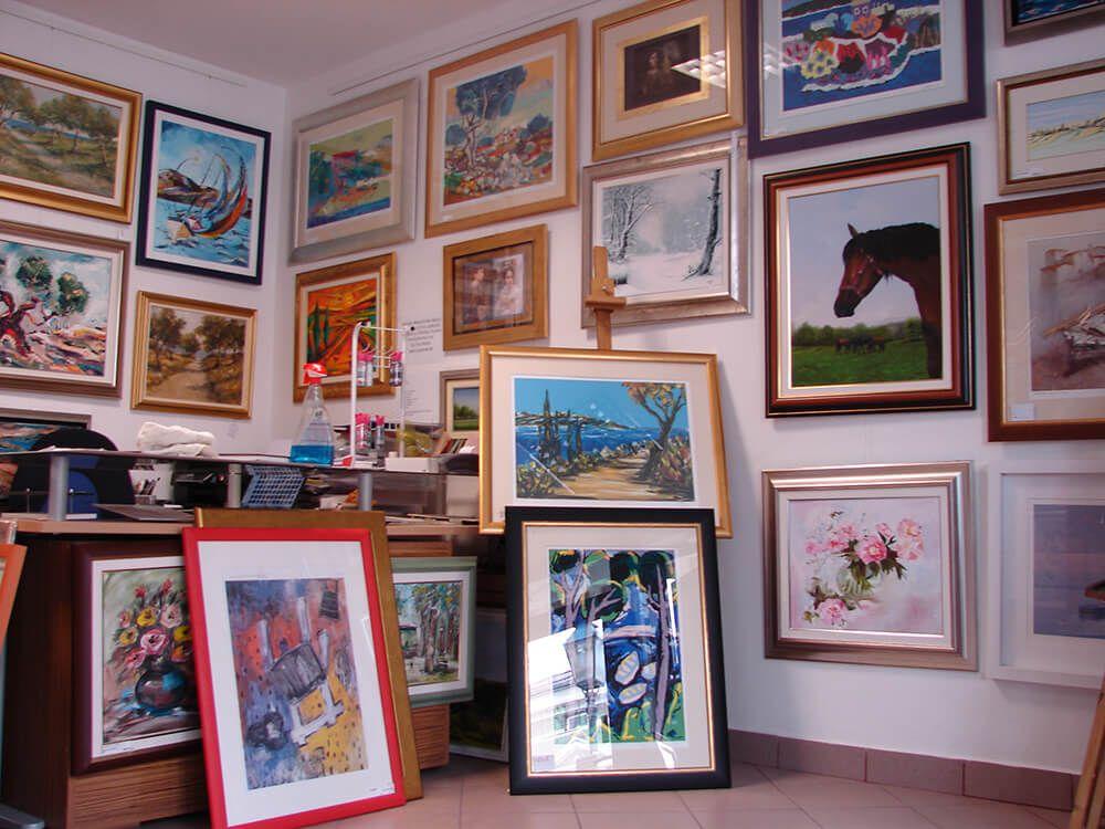 Prodajna galerija slika Alan