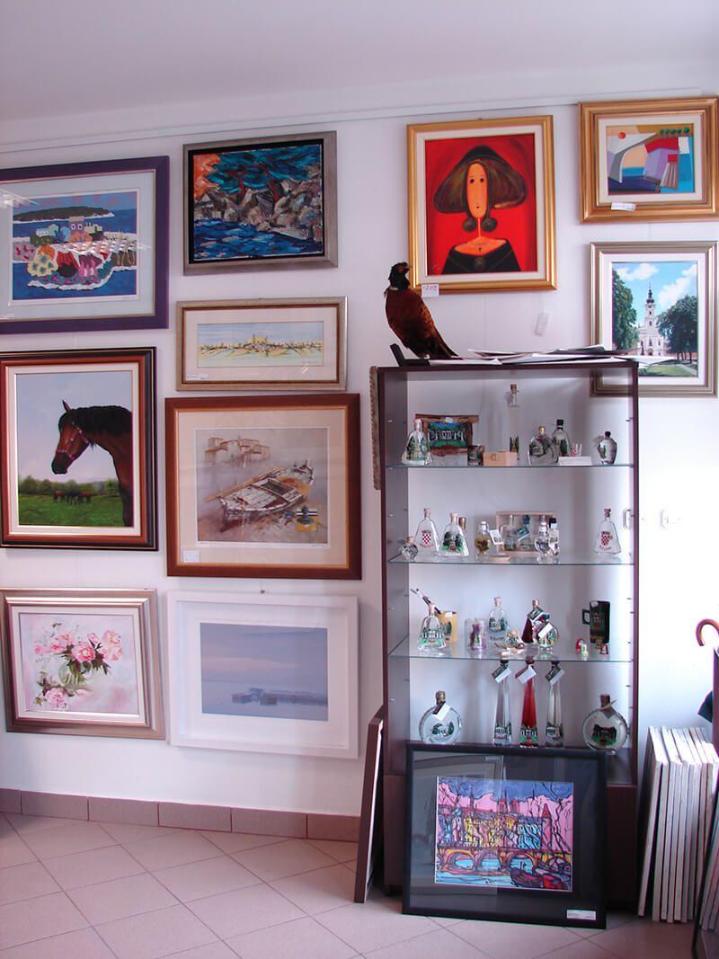 Prodajna galerija slika Bjelovar