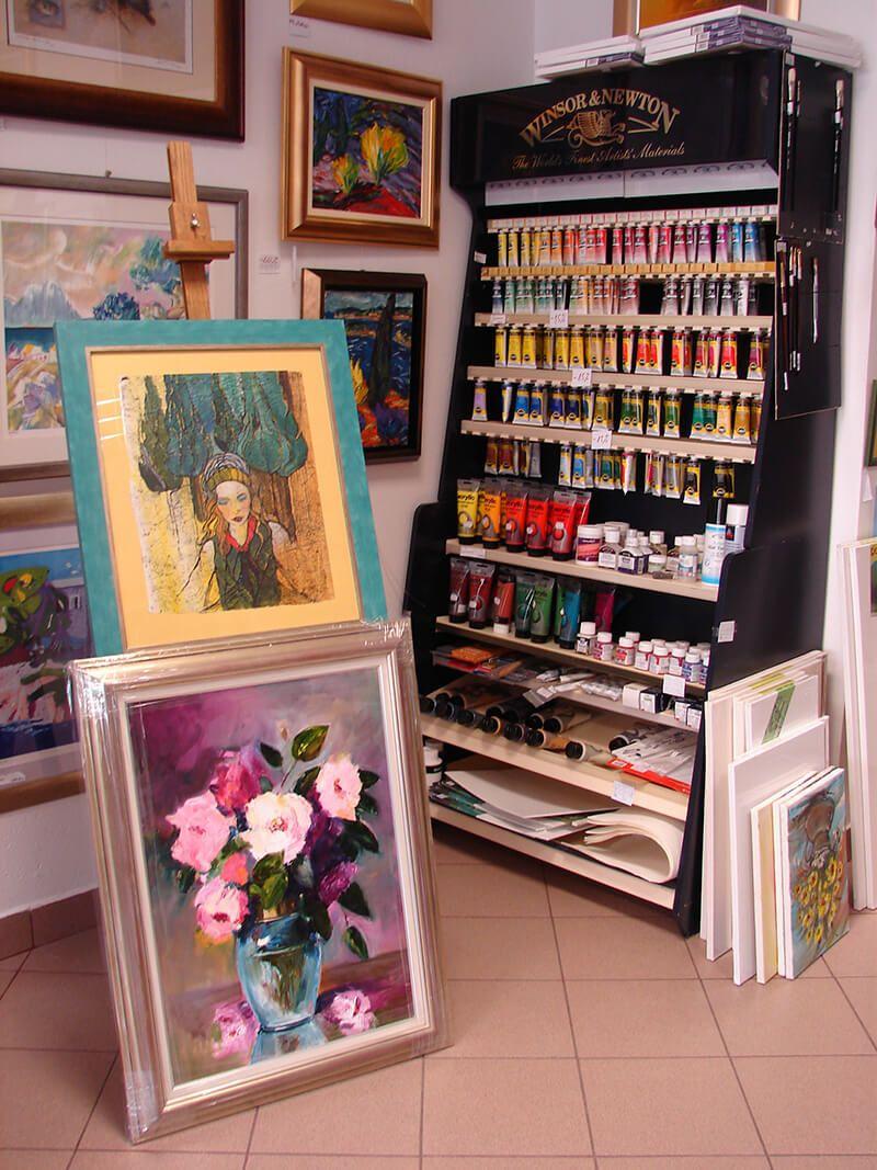 Prodajna galerija slika Hrvatska