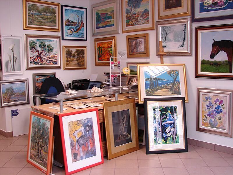 Poklon galerija Bjelovar