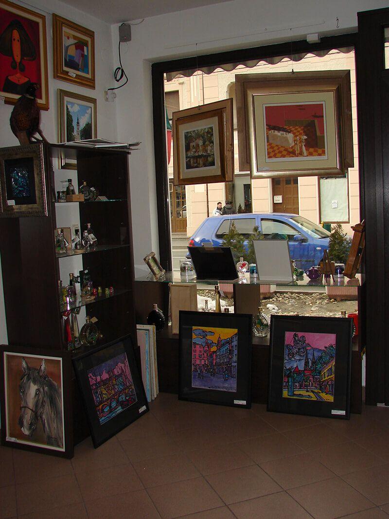 Galerija umjetničkih slika Bjelovar