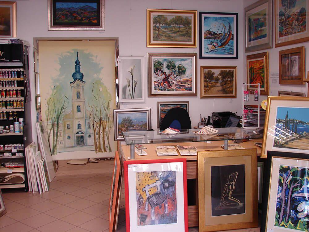 Umjetničke slike Bjelovar