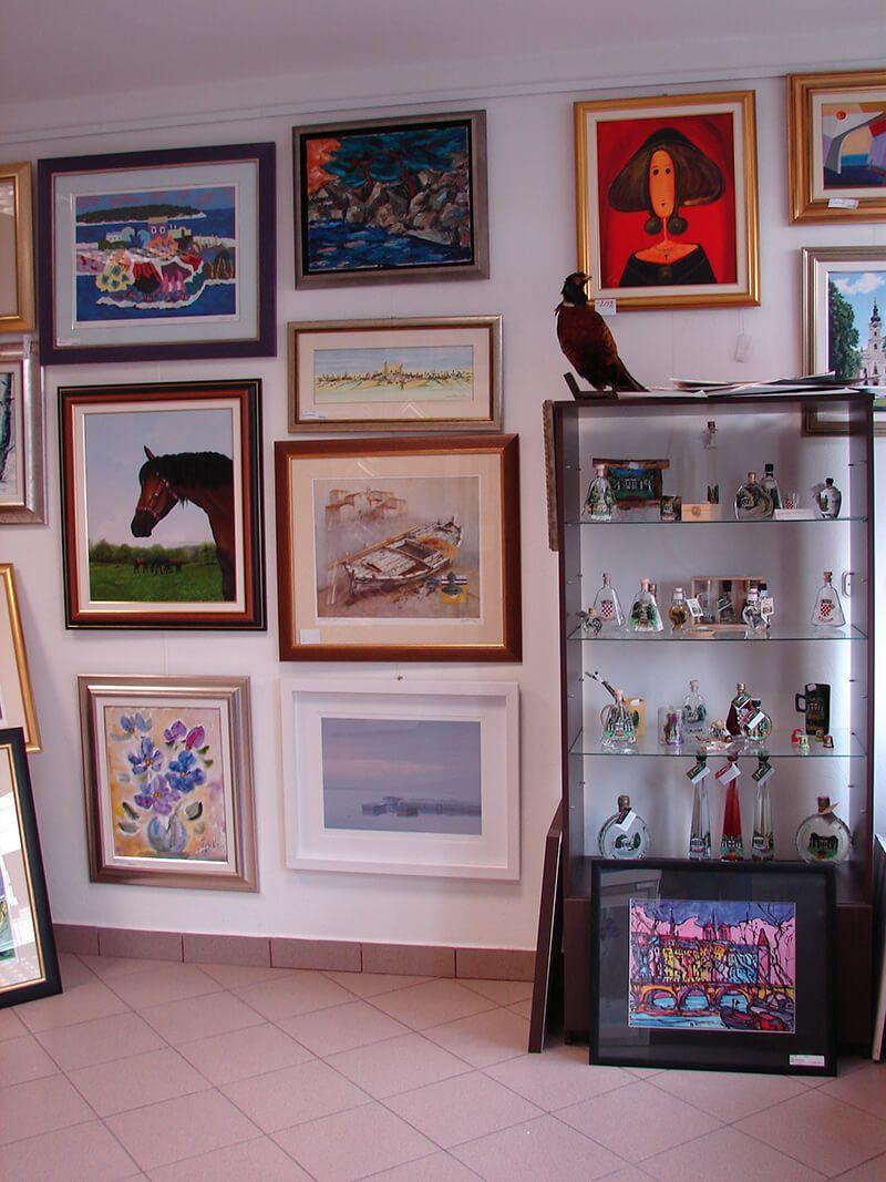 Umjetničke slike prodaja